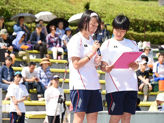 6月3日 土 体育祭が開催されました ニュース トピックス 新着情報 駒沢学園女子中学校 駒沢学園女子高等学校